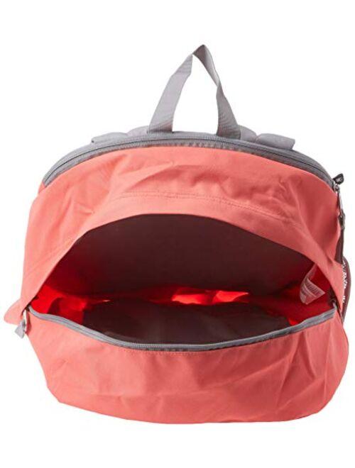 JanSport Unisex Digital Student Coral Sparkle/White Dots Backpack