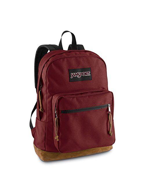 JanSport Right Zipper Closure Backpack