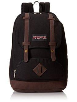 Baughman Backpack - Black / 17.5h X 12.6w X 5.7d