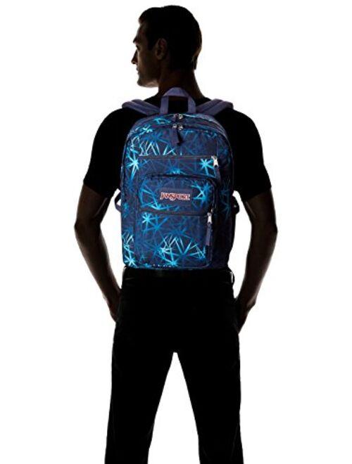 Jansport Big Student Backpack - navy, one size