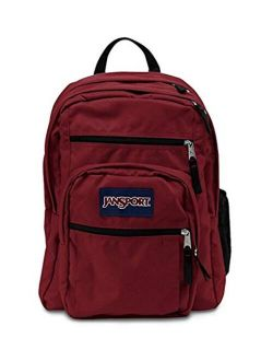 Backpack Big Student Viking Red