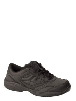 Women's Bailey Slip Resistant Athletic Shoe, Wide Width
