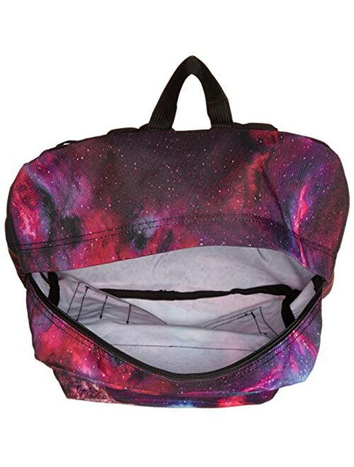 JanSport High Stakes Backpack- Sale Colors (Multi Cosmic Waters)