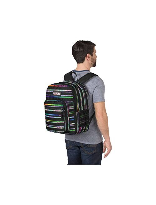 """Trans by JanSport 17"""" SuperMax Backpack - Live Wire"""