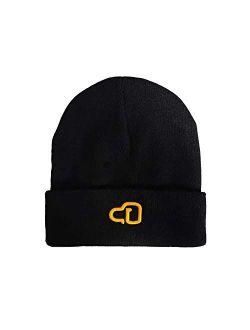 Women Men Unisex Stretchable Warm Winter Fashion Knit Beanie Hat