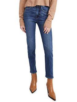 FRAME Women's Le Sylvie Slender Straight Jeans