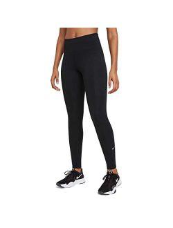 Dri-fit One Women's Mid-rise Leggings Tights Dd0252-010