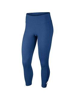 Women's Air Ribbed 7/8 Leggings Cj3077-432