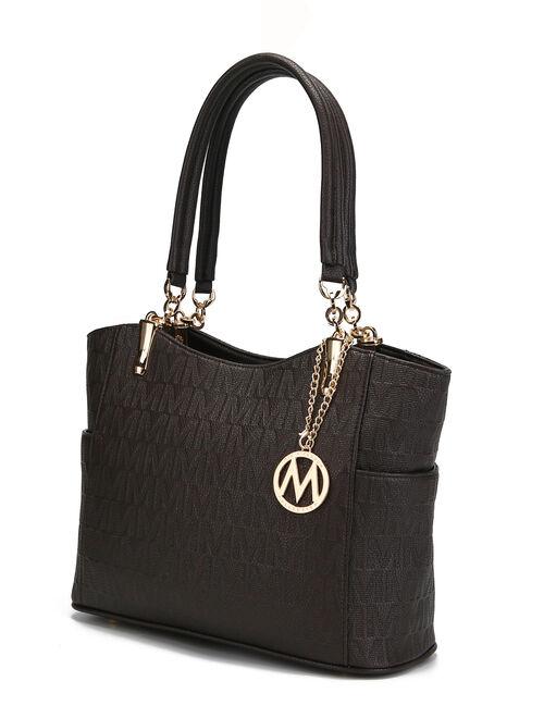 MKF Collection by Mia K Malika Satchel Handbag