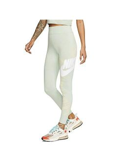 Synthetic Gravity Leg-a-see Womens Leggings Cw4746-321