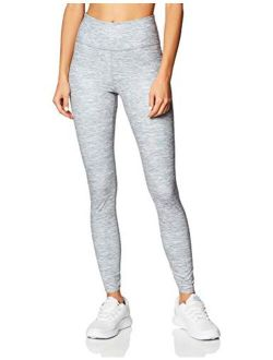 Womens One Luxe Women's Heathered Mid-rise Tights Cd5915-084