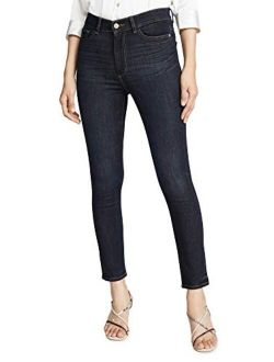 DL1961 Women's Farrow Ankle High Rise Skinny Jeans