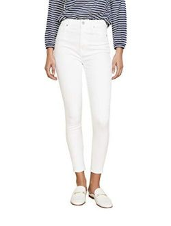 7 For All Mankind Women's High Waist Ankle Skinny Jeans