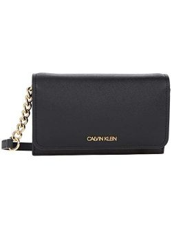 Saffiano Wallet On String