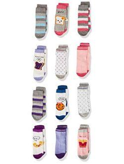Kids Cotton Crew Socks