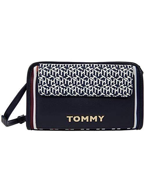 Tommy Hilfiger Joan Crossbody - Multi Stripe Nylon