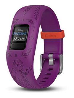 Vivofit Jr. 2, Kids Fitness/activity Tracker, 1-year Battery Life, Adjustable Band, Star Wars Light Side, Bright Orange