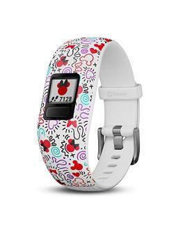 Vivofit Jr. 2, Kids Fitness/activity Tracker, 1-year Battery Life, Adjustable Band, Disney Minnie Mouse