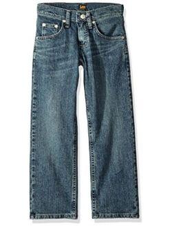 Boys' Premium Select Regular Fit Straight Leg Jean