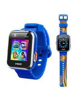 Kidizoom Smartwatch Dx2, Special Edition Floral Birds With Bonus Vivid Violet Wristband