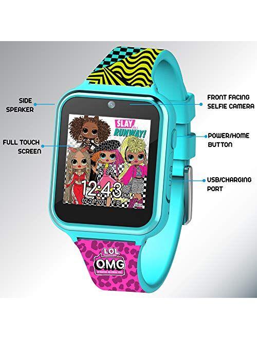 L.O.L. Surprise! Touchscreen Interactive Smart Watch (Model: LOL4320OMGAZ)