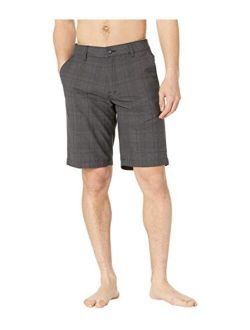 Men's Standard Fit Chino Short, 21 Inch Outseam