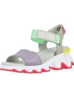 Women Kinetic Adjustable Strap Sandal
