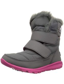 - Youth Whitney Strap Waterproof Insulated Winter Boot For Kids