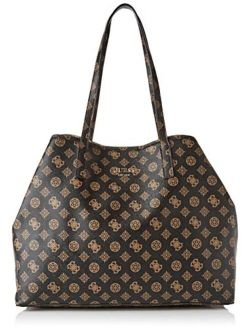 Women's Polyurethane Printed Handbag Tote