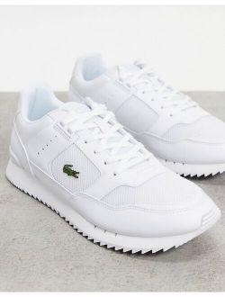 Partner Piste Runner Sneakers In White