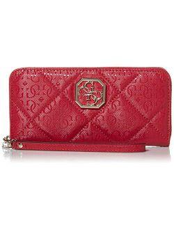 Women's Dilla Large Zip Around Wallet