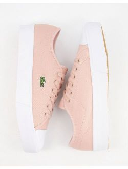 Zaine Plus Grand Sneakers In Pink