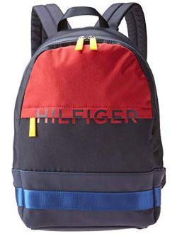 Shore Backpack, Navy/multi