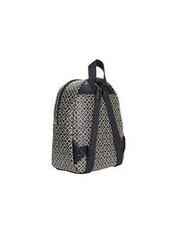 Rita Ii - Medium Backpack Black/cream One Size