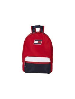 Zoe Sport Backpack - Nylon Red/navy One Size