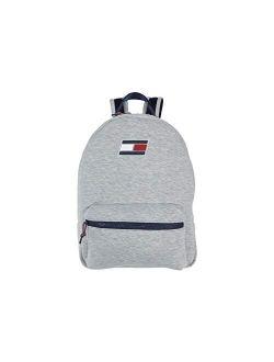 Zoe Sport Backpack - Heathered Nylon Heather Grey One Size