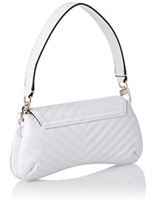 Guess Women's Blakely Shoulder Bag - White