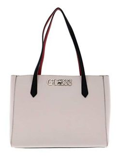Uptown Chic Shopper Bag Women's 42cm White