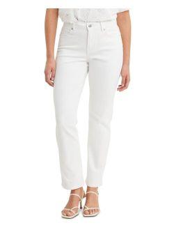 Women's Classic Straight-Leg Jeans