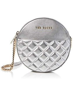 Cirra Quilted Leather Crossbody Bag