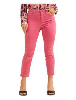 1981 Skinny Capri Jeans