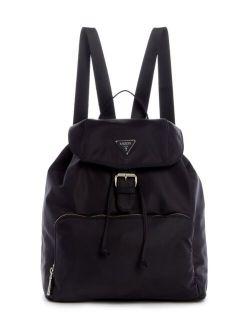 Jaxi Nylon Large Backpack
