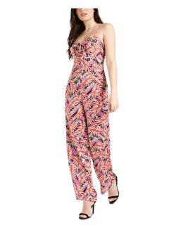 Cindra Printed Jumpsuit