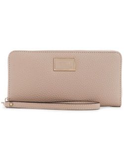 Alessi Large Zip-Around Wallet Wristlet