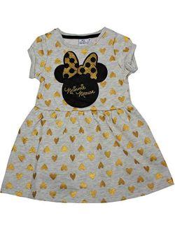 Minnie Mouse Girls Sparkle Dress