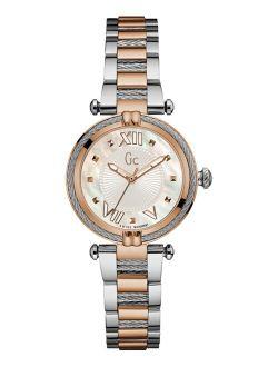 Women's Swiss Two-Tone Stainless Steel Bracelet Watch 32mm