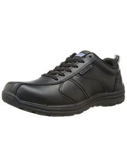 For Work Men's Hobbes Slip Resistant Oxford