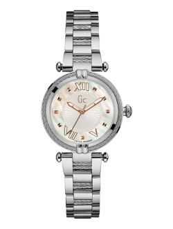 Women's Swiss Stainless Steel Bracelet Watch 32mm