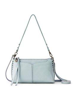 Silverlake Leather 3-in-1 Zip Crossbody