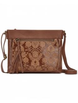 Sanibel Leather Mini Crossbody Bag